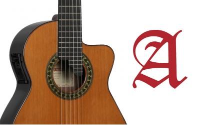 Alhambra elektro klasične kitare