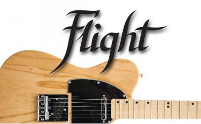 Novi modeli Flight električnih in bass kitar