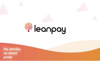 Leanpay, nakup s plačilom na obroke v momentu!
